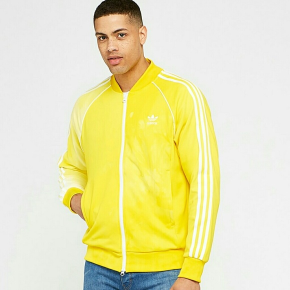 Adidas Pharrell Williams Hu Holi SST Track Jacket